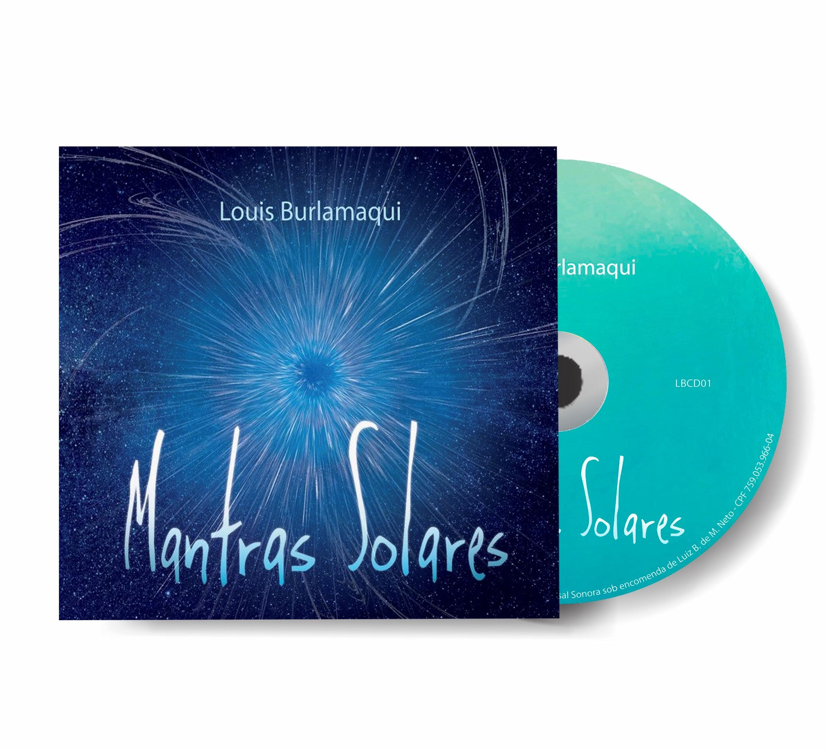 MANTRAS SOLARES - CD