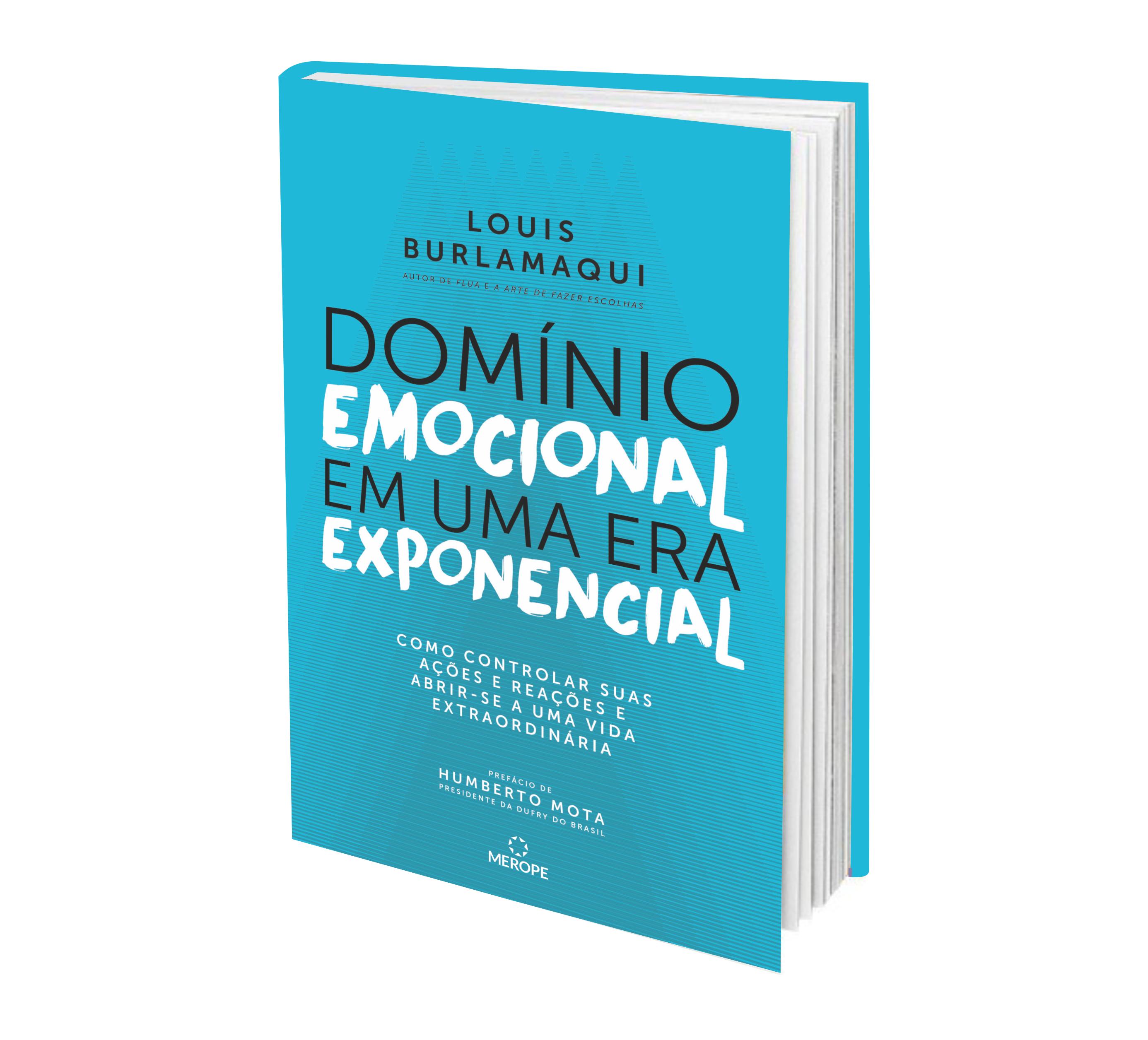 DOMÍNIO EMOCIONAL EM UMA ERA EXPONENCIAL - VERSÃO IMPRESSA